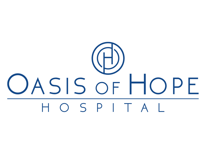 Oasis of Hope Hospital Logo